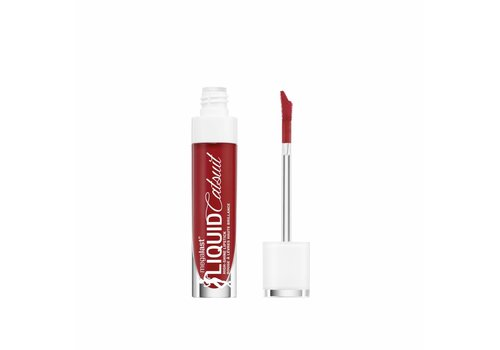 Wet n Wild Megalast Liquid Catsuit Hi-Shine Lipstick Bad Girl's Club