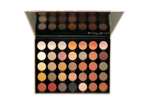 Pinky Rose Cosmetics Earth Hue Eyeshadow Palette