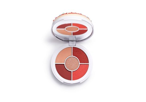 I Heart Revolution Donuts Strawberry Sprinkles Eyeshadow Palette