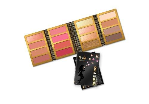 Rude Cosmetics Pro Butterflies Palette