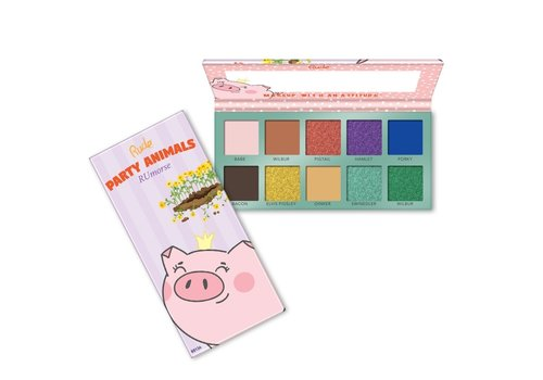 Rude Cosmetics Eyeshadow Palette Rumorse