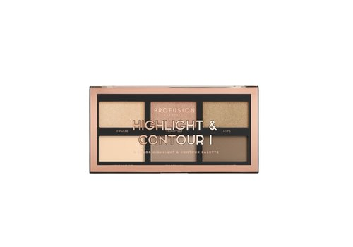 Profusion Highlight & Contour I Palette