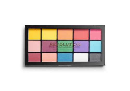 Makeup Revolution Reloaded Palette Marvellous Mattes
