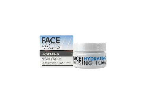 Face Facts Hydrating Night Cream