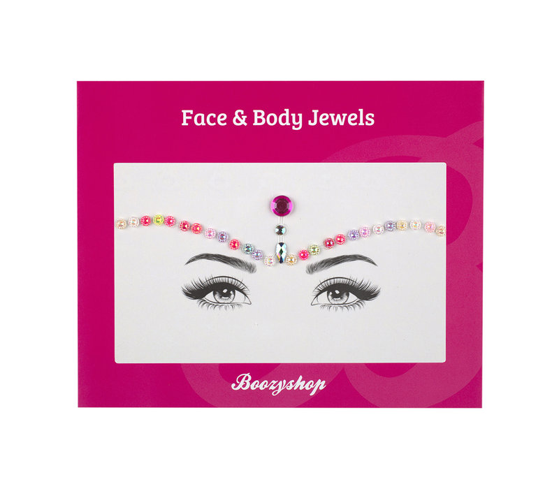 Boozyshop Face Jewels Annie
