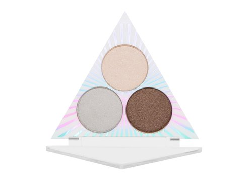 Wet n Wild Mega Glo Eyeshadow Palette Clear Quartz