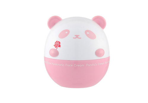 Tonymoly Rose Panda Hyaluronic Face Cream