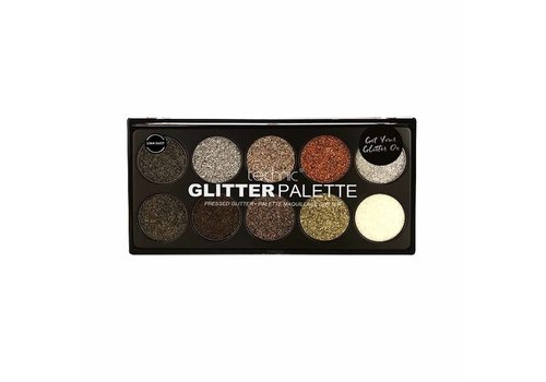 Technic Glitter Palette Star Dust