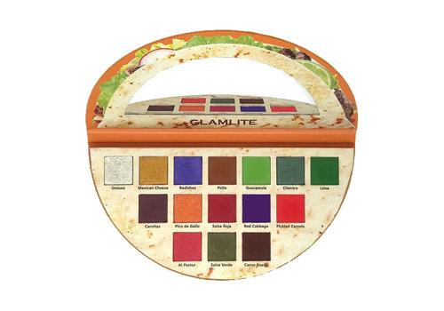 Glamlite Taco Eyeshadow Palette