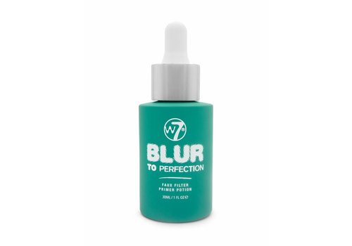 W7 Cosmetics Blur To Perfection Faux Filter Primer Potion