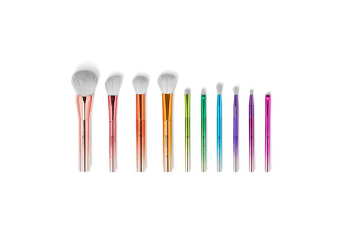 BH Cosmetics Take Me Back To Brazil Brush Set