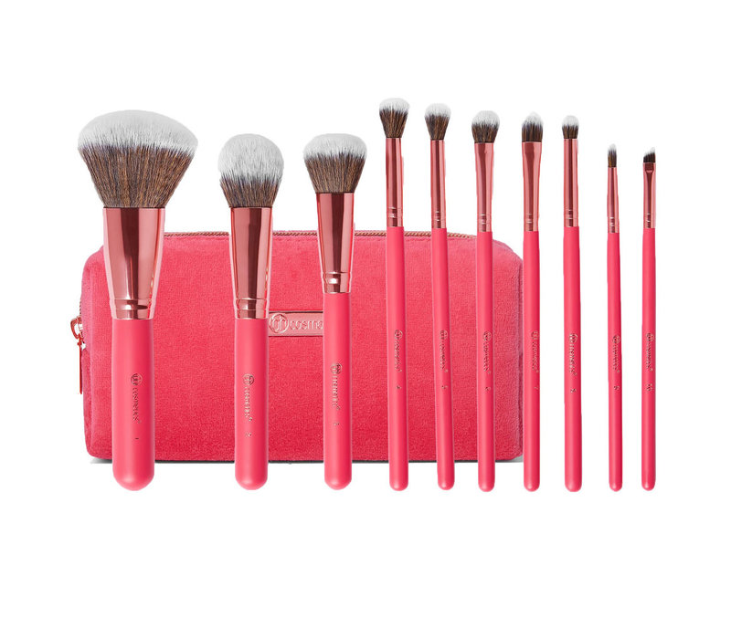 BH Cosmetics Bombshell Beauty Brush Set