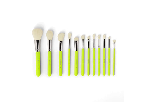 BH Cosmetics Colour Festival Brush Set