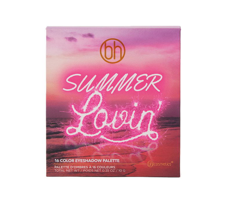 BH Cosmetics Summer Lovin' Eyeshadow Palette