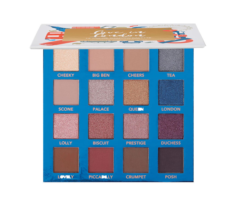 BH Cosmetics Love in London Eyeshadow Palette