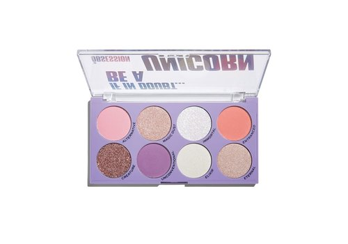Makeup Obsession Be A Unicorn Eyeshadow Palette