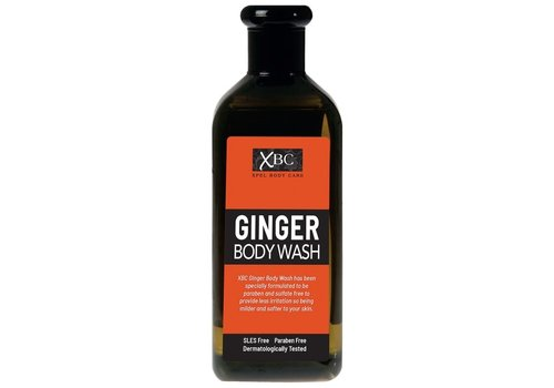 XBC Ginger Body Wash