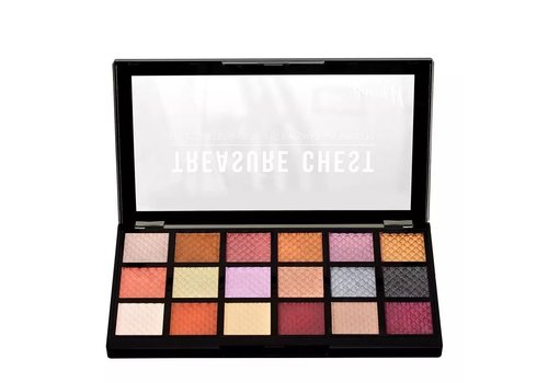 Barry M Treasure Chest Baked Eyeshadow Palette
