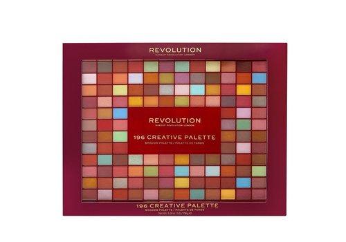 Makeup Revolution 196 Creative Palette