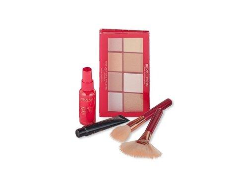 Makeup Revolution Highlight & Glow Kit