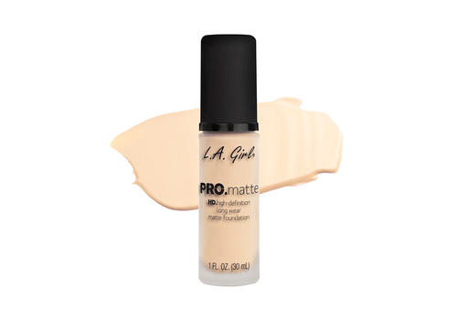 LA Girl Pro Matte Foundation Nude