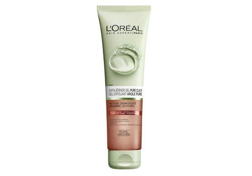 L'Oréal Paris Pure Clay Wash Exfoliating