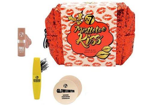 W7 Cosmetics Mistletoe Kiss Grab & Go Glitter Set