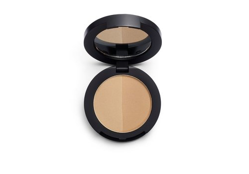 Revolution Pro Duo Eyebrow Powder Blonde