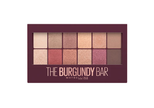 Maybelline The Burgundy Palette