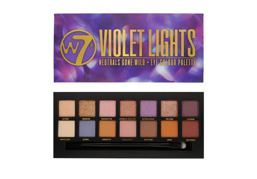 W7 Cosmetics Violet Lights Eyeshadow Palette