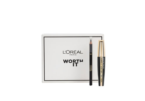 L'Oréal Paris Volume Milion Lashes Mascara & Eyeliner