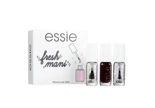 Essie Giftset Fresh Mani Bordeaux
