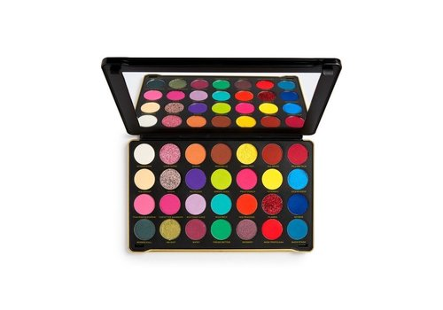 Makeup Revolution X Patricia Bright Rich In Colour Palette