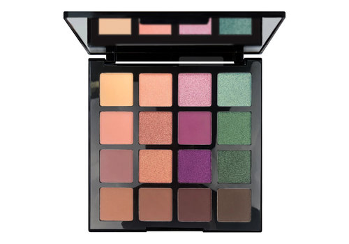 LA Girl Fierce & Wild Eyeshadow Palette Untamed