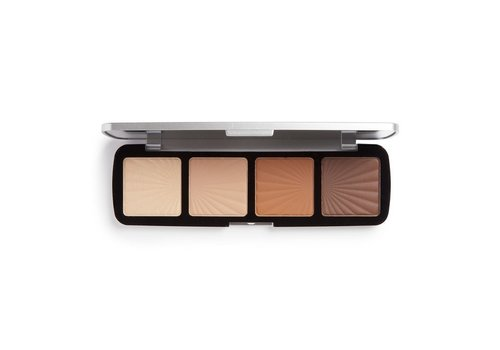 Makeup Revolution Strong Soul Contour Palette