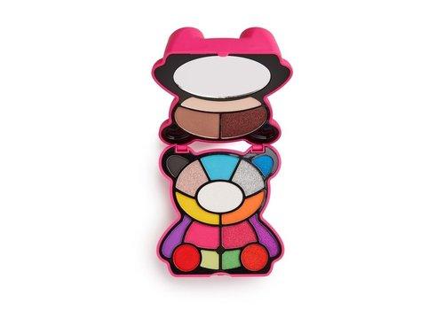 I Heart Revolution Teddy Bear Palette Lulu