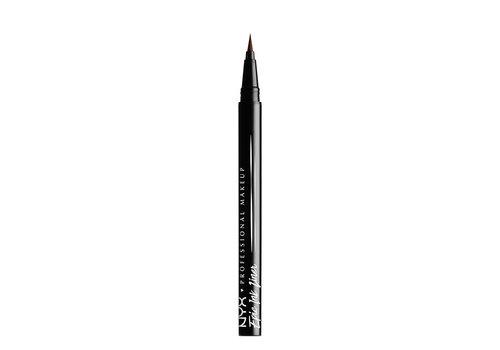 NYX Professional Make Up Epic Ink Liner Black