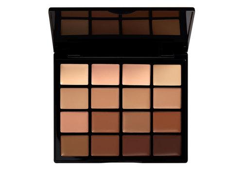 NYX Professional Make Up Pro Foundation Palette