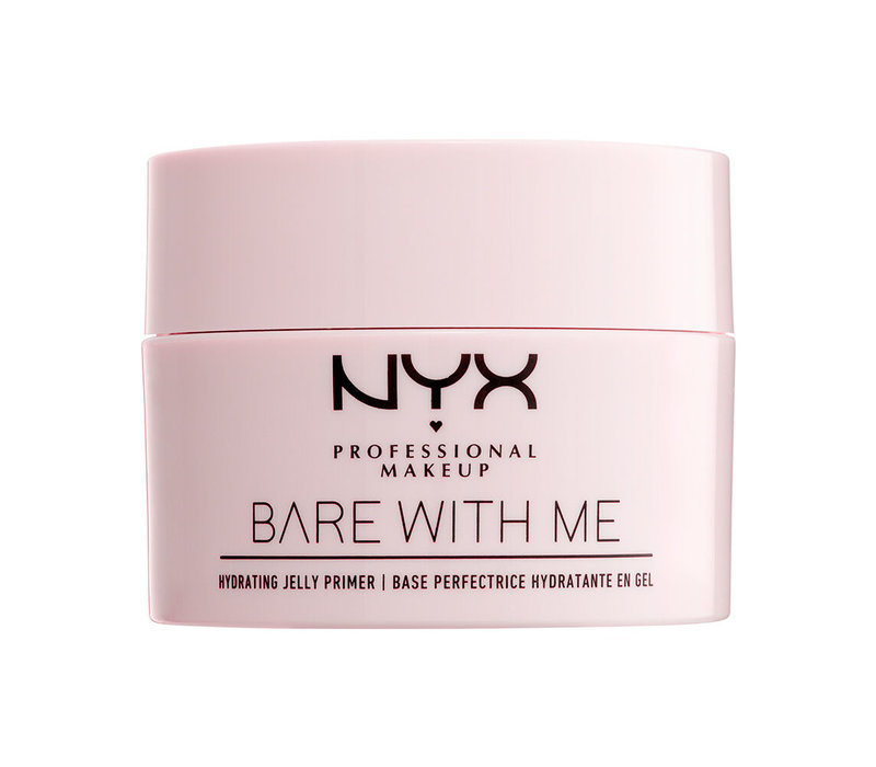NYX Professional Makeup Bare With Me Hydrating Jelly Primer