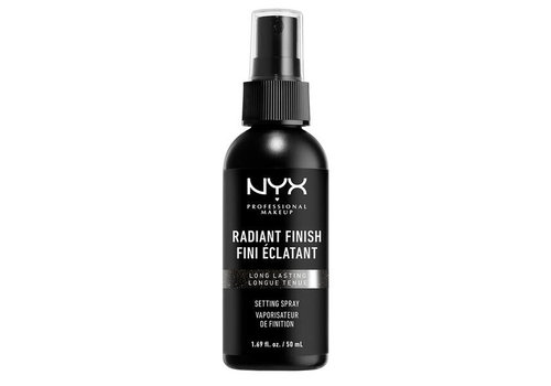 NYX Professional Makeup Makeup Radiant Finish Setting Spray