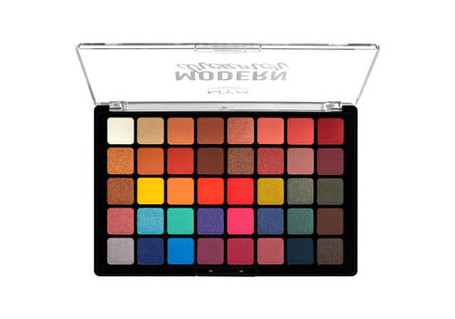 NYX Professional Make Up Modern Dreamer Shadow Palette