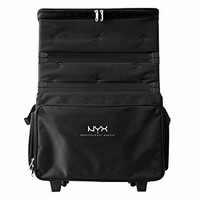 NYX Professional Makeup Makeup Artist Train Case 3 Tier Stackable