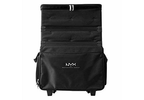 NYX Professional Makeup Makeup Artist Train Case 3 Tier Stackable