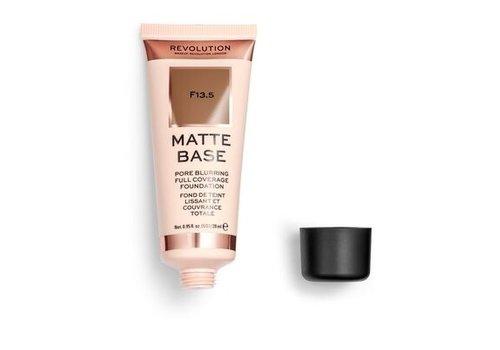 Makeup Revolution Matte Base Foundation F13.5