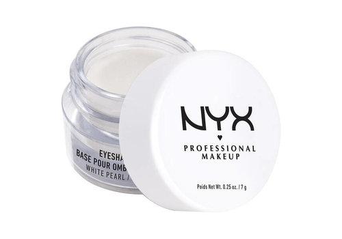 NYX Professional Make Up Eye Shadow Base White Pearl