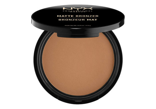 NYX Professional Make Up Matte Body Bronzer Deep Tan