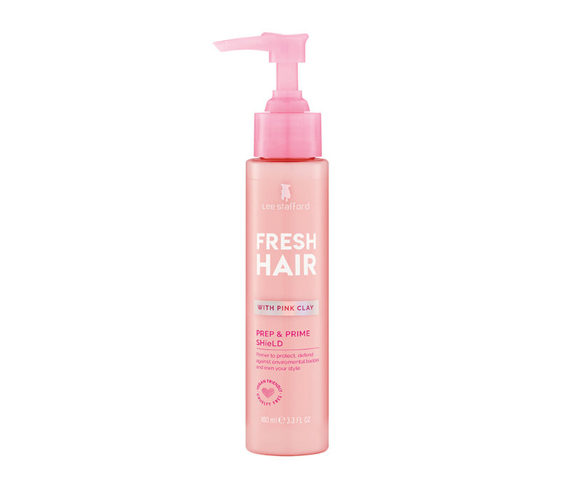 Lee Stafford Fresh Hair Pink Clay Primer