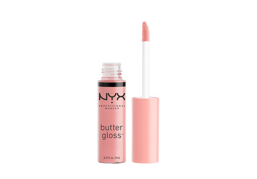 NYX Professional Makeup Butter Gloss Creme Brulee