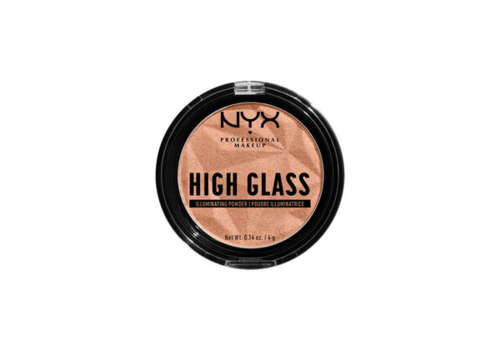 NYX Professional Makeup High Glass Illuminating Powder Daytime Halo