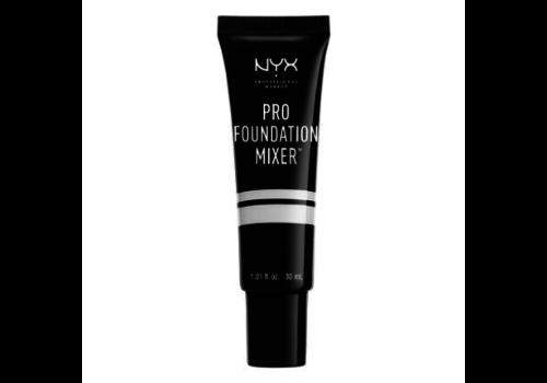 NYX Professional Make Up Pro Foundation Mixer White